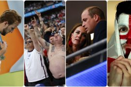 Euro 2020 - Left Hand Shots    Besides the 'British style': I understand the frustration of the British, but not harshly