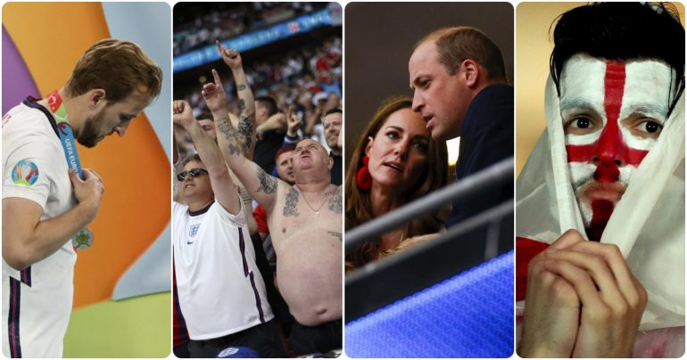 Euro 2020 - Left Hand Shots |  Besides the 'British style': I understand the frustration of the British, but not harshly