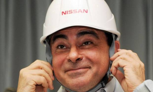 Ghosn was arrested on suspicion of reporting to the Japanese tax authorities that his income was less than what he had actually received.  Photo: AFP
