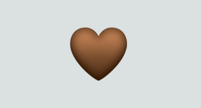 WhatsApp |  Brown means heart emoji |  Brown heart |  Meaning |  Applications |  Applications |  Emoticons |  Smartphone |  Cell Phones |  Trick |  Tutorial |  United States |  Spain |  Mexico |  NNDA |  NNNI |  Sport-play