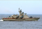 Three types of missile ships are rivals of the Russian military
