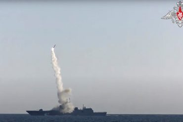 Russia successfully launches missile at unstoppable speed