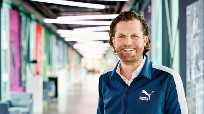 Arne Front will be Puma's new Chief Sales Officer from June