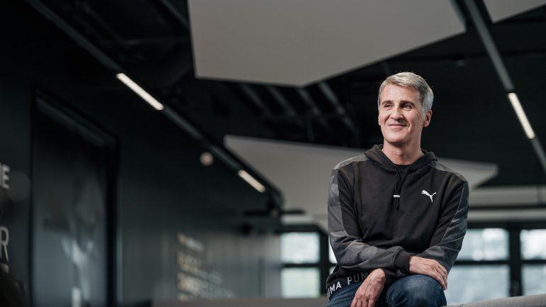 Richard Taizier is the new European head of Puma