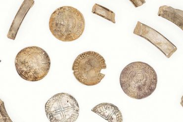 The Isle of Man has discovered a new Viking treasure