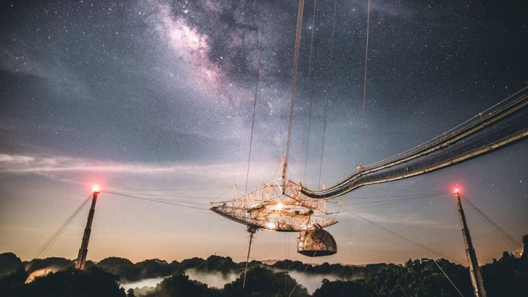The new and modern Arecibo Observatory is the recommendation of these scientists