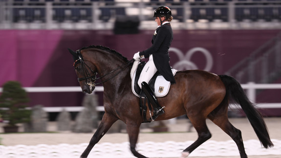 Olympic Games Broadcast on Television and Livestream - Dressage, Jumping, Event