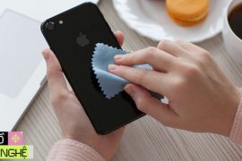 """It shows Apple users how to clean tech products, so """"by Apple standards"""""""