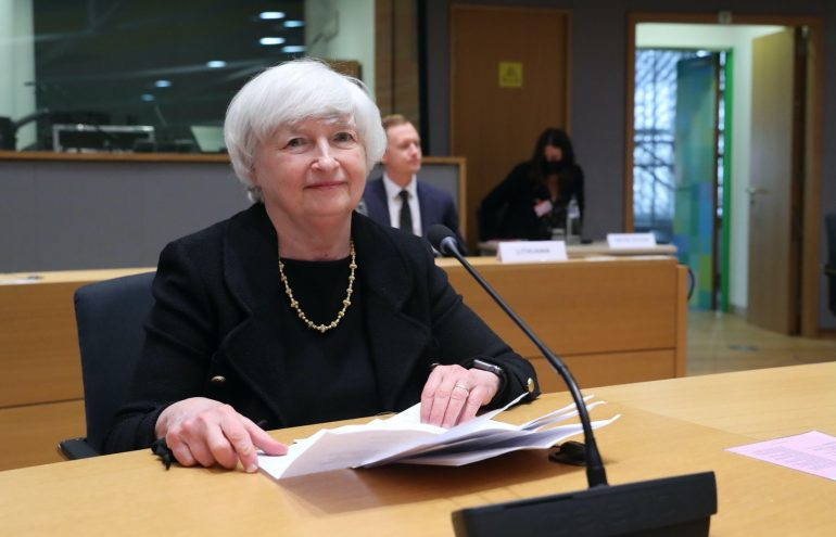 Against the global minimum tax for financial freedom.  Montanari (Atr) writes