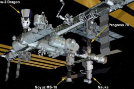 International Space Station: Unexpected evolution in space center!