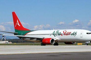 Albaster flights resume with Lourdes