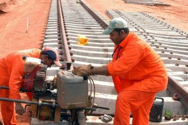 An international envoy is coming to Brazil to put pressure on Ferrogrio's construction