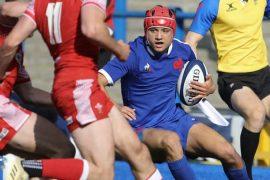 Biel Biari and France scored points