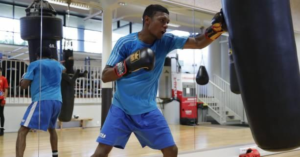 Boxing - Olympics 2021 - Five blues leave for Japan
