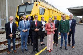 Conference of Local Economic Councils: Finance Minister Shrombak Linsinger visits