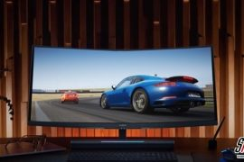 Create the game room of your dreams with a screen that provides fun experience and sharp images.  - Siamphone.com