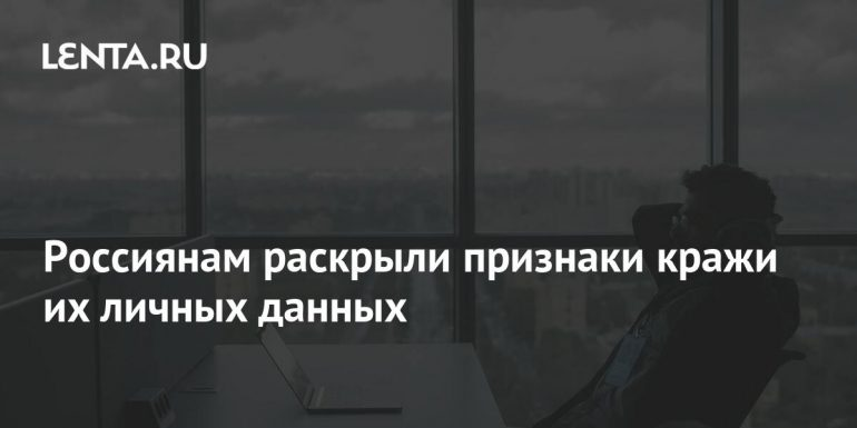 Cybercrime: Internet and media: Lenta.ru