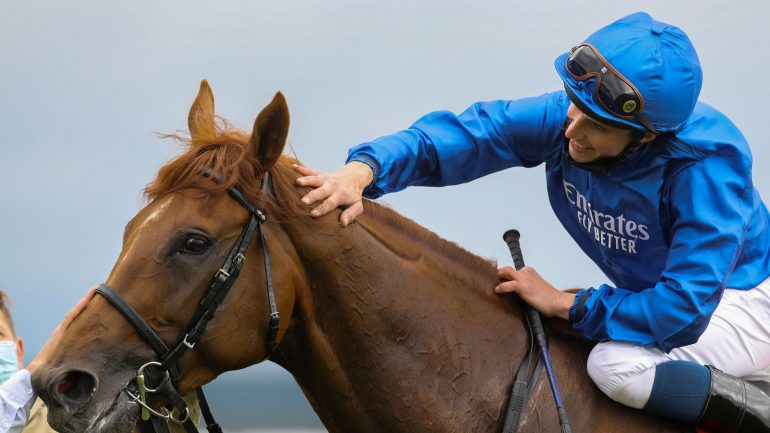 Derby winners Adyar and Hurricane Lane to Casuo St. Lager |  Race news