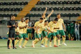 Douglas Tankwe's Panos de Ferreira makes season debut in the League Cup