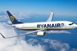 For the first time, Ryaner will be able to fly inland in Ireland