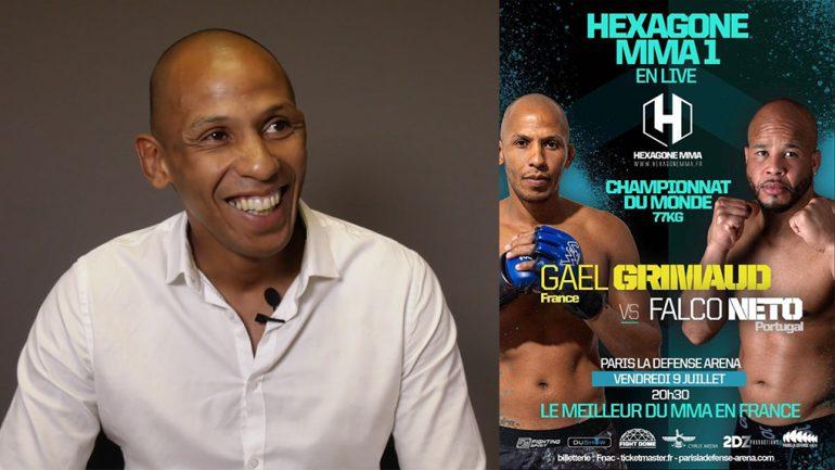 Hexagone MMA : Gaël Grimaud en tête d'affiche