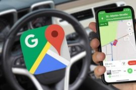Google Maps Failed: Stifting WearTest with amazing results