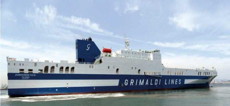 Grimaldi, Belgium-Ireland new seaport with Ro-Ro feeder service - Courier Maritimo