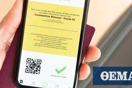 How the European Digital Certificate Verification Application Works