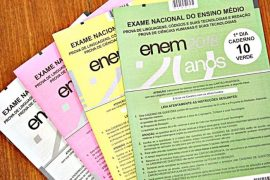 How to study abroad with ENEM grade?