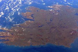 Ireland is one of the five countries most likely to survive a global civil collapse
