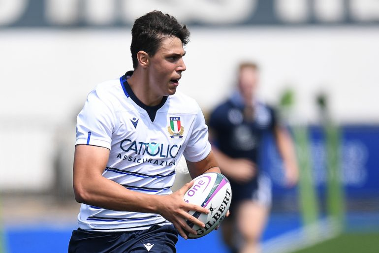 Italy is looking for confirmation with Ireland - OA Sport