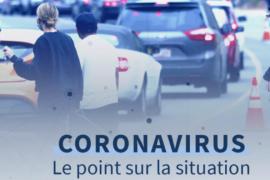Le nombre de malades hospitalisés stagne en France.