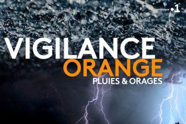 Passing Martinique in Orange Vigilance