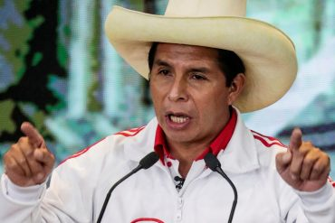 Pedro Castillo: Learn more about the elected president of Peru    The world
