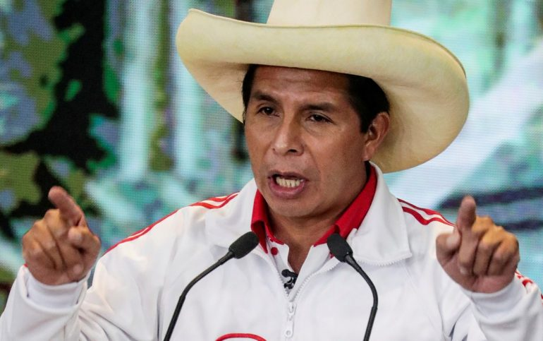 Pedro Castillo: Learn more about the elected president of Peru |  The world