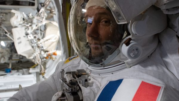 RSS astronaut Pesquet shares detailed space photo of the Netherlands