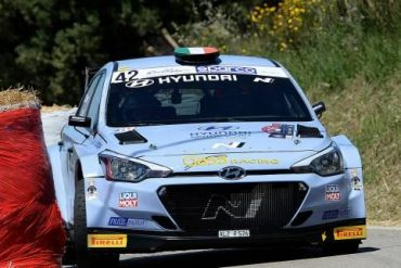 Rally - ERC - ERC: Craig Breen continues with the Rome Rally