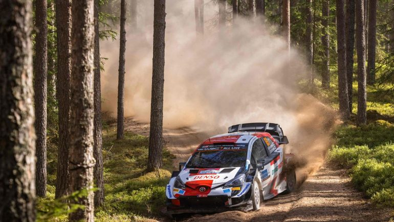 Rally: Thank you for the victory in Estonia