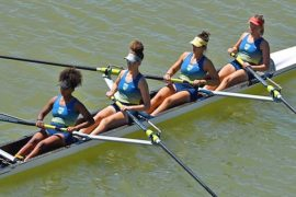 Remor guarantees a place for athletes from Para O Futuro in the semifinals of the World Rowing Championships    Sports