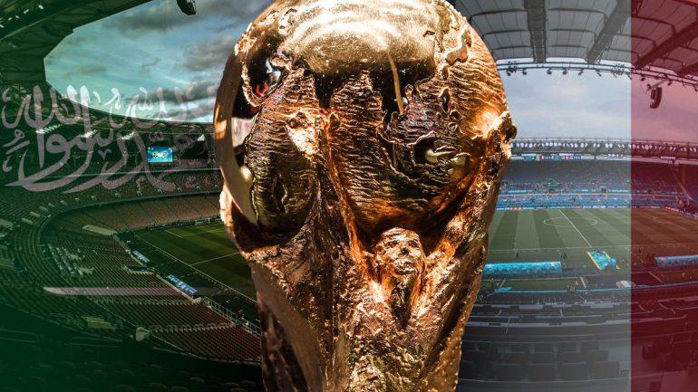 Kooperation? Saudi-Arabien und Italien könnten bei einer WM-Austragung gemeinsame Sache machen.