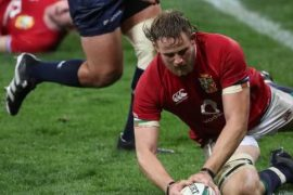 Rugby - Tests - Against British and Irish Lions Stormers