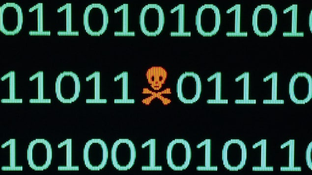 Several companies threatened a cyber attack in the United States