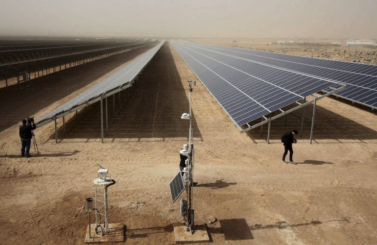 Solar panels that heat the climate, can it?     Science    News    The sun