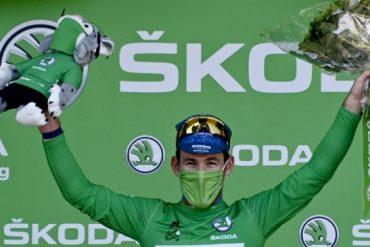 Sports: Tour de France: Cavendish Merks sets record