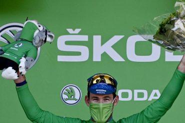 Sports |  Tour de France: Cavendish equals Merks record