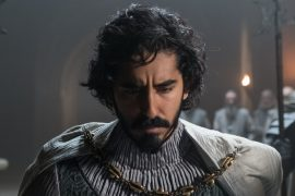 Take a trip with Dev Patel on The Green Night