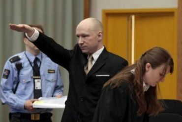 The monster Brevik does not repent