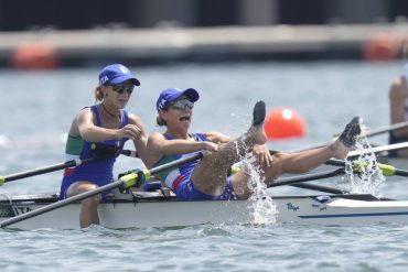 The rowing graduates who fed Italy were hungry for gold