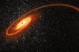 """The """"white dwarf"""" discovery is infinitely smaller and larger"""
