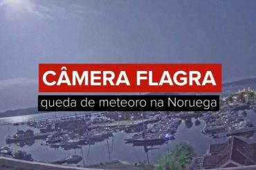Video: Camera breaks out in Norway |  The world